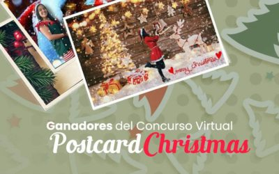 CONCURSO VIRTUAL POSTCARD CHRISTMAS